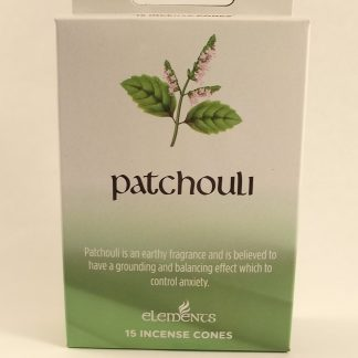 Patchouli Incense Cones